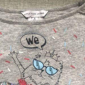 Little Marc Jacobs Shirts & Tops - Marc Jacobs t-shirt
